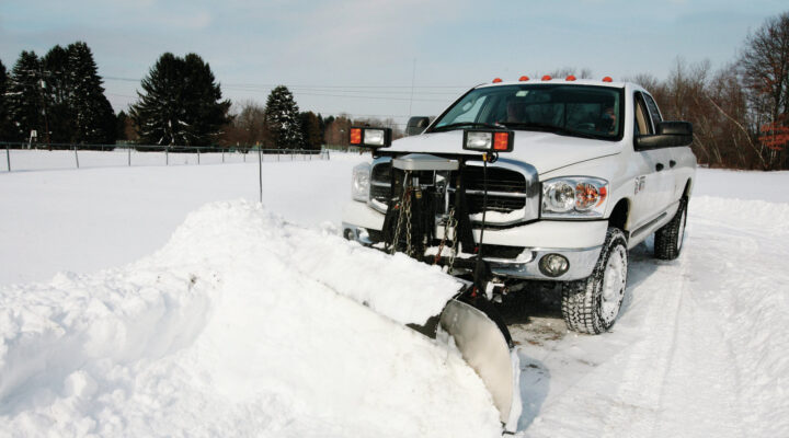 Creative Homescapes Snow Removal